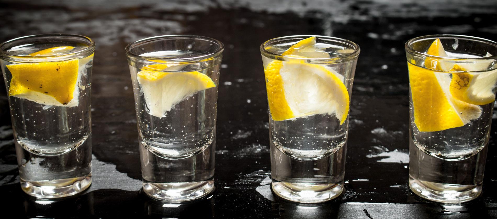 Spirits & Shots
